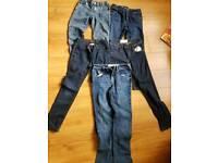 Boys 9 10 11 Years Jeans Bundle