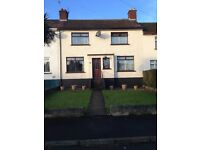 Unfurnished 3 Bed House To Rent, Conlig