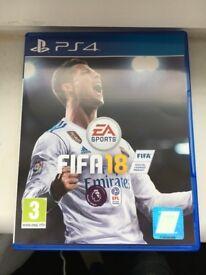 Fifa 18 brand new