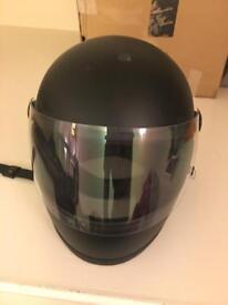 Biltwell Gringo Motorcycle Helmet with Visor