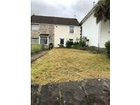 Skewen, Small unfurnished 2 bed semi-detached cottage-style house at 172 New Road in Skewen.