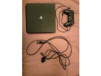 Ps4 500gb + 11 games. Two months old in perfect condition