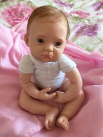 Little Petted Lip Reborn Baby Girl Doll