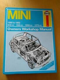 Mini Owners manual