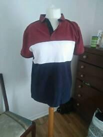 Primark large polo shirt