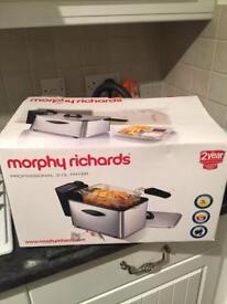 Deep fat fryer - brand new!