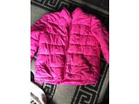 Girls coat age 13/14