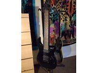 Ibanez RG-7421 Electric Guitar Black (Quick Sell)