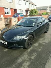 Sell or swap rx8