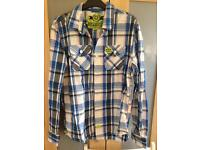 mens superdry shirt - genuine