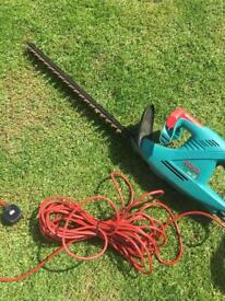 Bosch hedge cutters trimmers £20