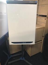 "Piranah Magnetic Whiteboard on Wheels, 42"" x 28"" (1050mm x 700mm each board) £50 each"