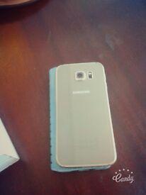 Samsung galaxy s6 32gb gold platinium