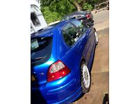 Mg zr 03 plate turbo diesel full mot drives mint