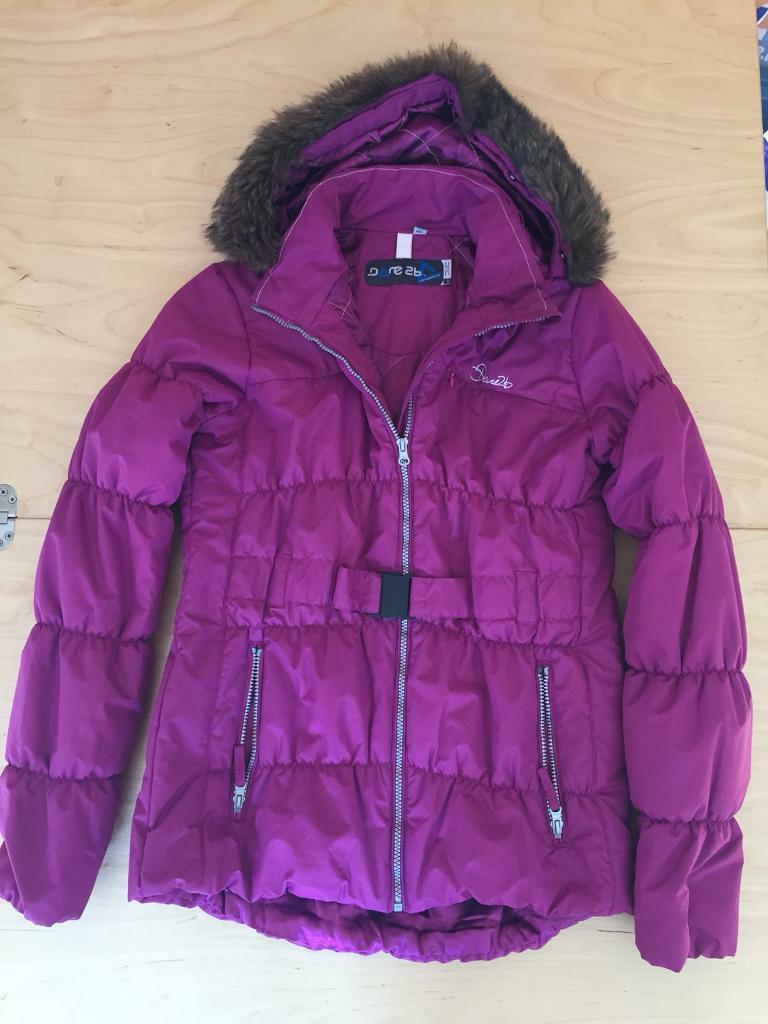 Dare 2 Be ski jacket. Age 15/16 but would also fit size 12/14