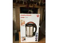 Morphs Richards Soup Maker Brand New