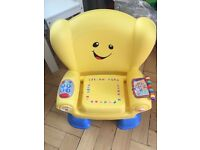 Fisher Price Laugh &Learn Stages chair