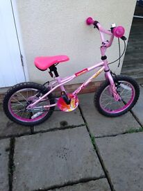 Girls Apollo 'Roxie' 14 ins Bike