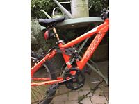 "Carrera Detonate 20"" child's mountain bike"