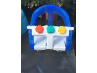 Baby bath seat safety first x2 available. Price for each