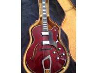 NEW UNUSED , HAGSTROM HJ800... £435... (cost rrp £ 850.. Relisted because of time waster..