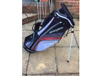 Golf Bag Stand
