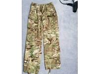 Multi Cam Combat Trousers