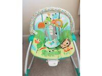 Bright starts baby to toddler seat