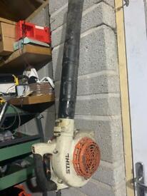 Stihl Petrol blower spares or repairs