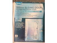 BRAND NEW Shower enclosure sliding door
