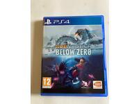 Subnautica Below Zero : PS4