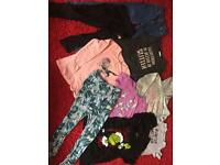 Bundle of girls clothes size: 10-11. 12-13
