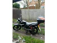 Kymco pulsar 125 cc for selling