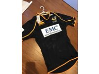 Signed London wasps rugby shirt