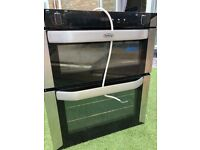 BELLING DOUBLE GAS OVEN
