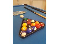 Pool table for sale - collection only