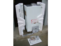 Water heater boiler, bottled gas 22.7kW, as new