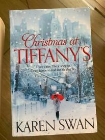 BREAKFAST AT TIFFANY'S BY KAREN SWAN