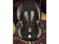 Maxi Cosi Priori-Fix (isofix) children's car seat