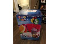 Helium cannister £20.00 or near offer