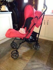 BabyWay Caspian pushchair
