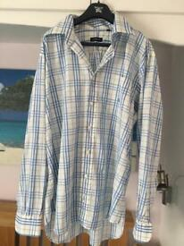 Burberry Shirt for Men- Large