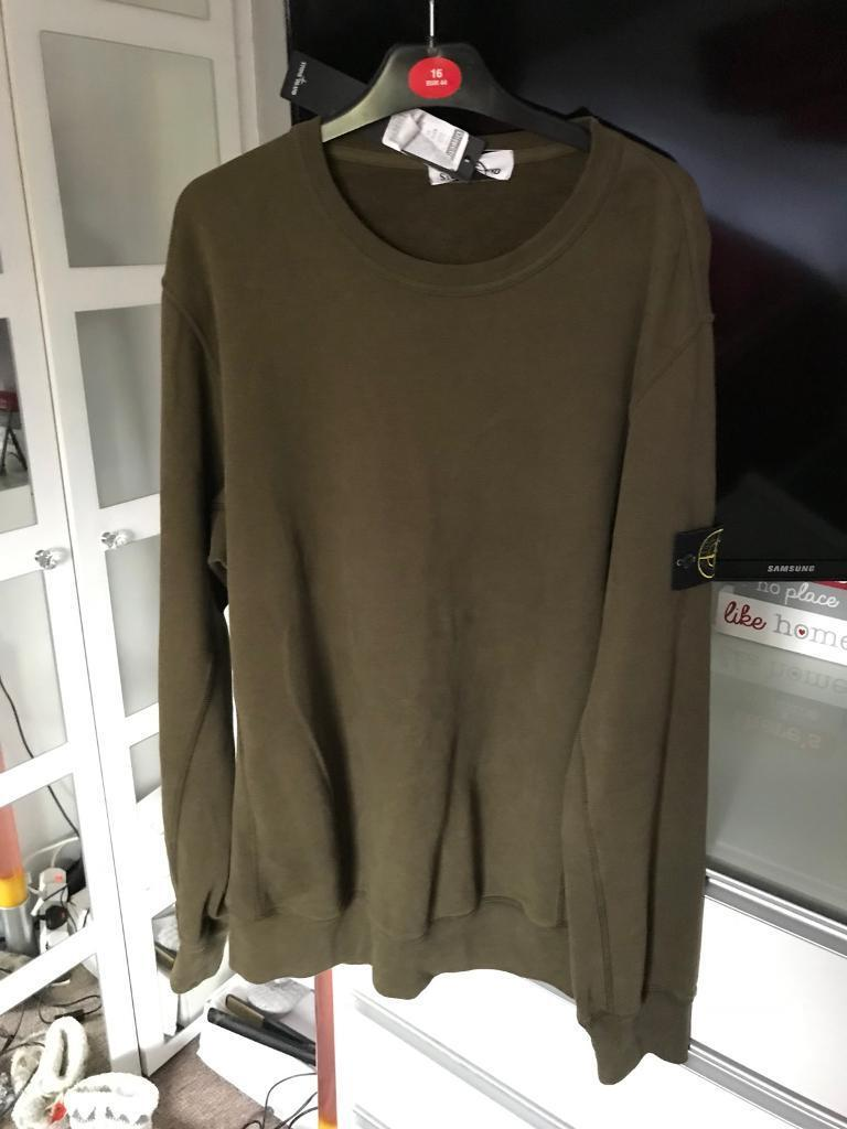 Stone islands sweater