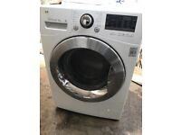 LG 8KG Direct Drive Washer Dryer (latest hybrid model)