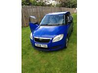 SKODA FABIA 08 PLATE EXCELLENT CONDITION ONE YEAR MOT 1100£/SWAP FOR CAR AND CASH