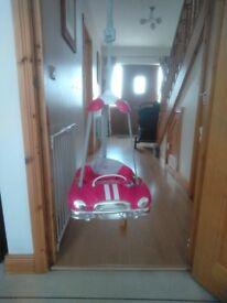 Car door bouncer