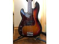 Fender American Standard Precision Bass Left-handed