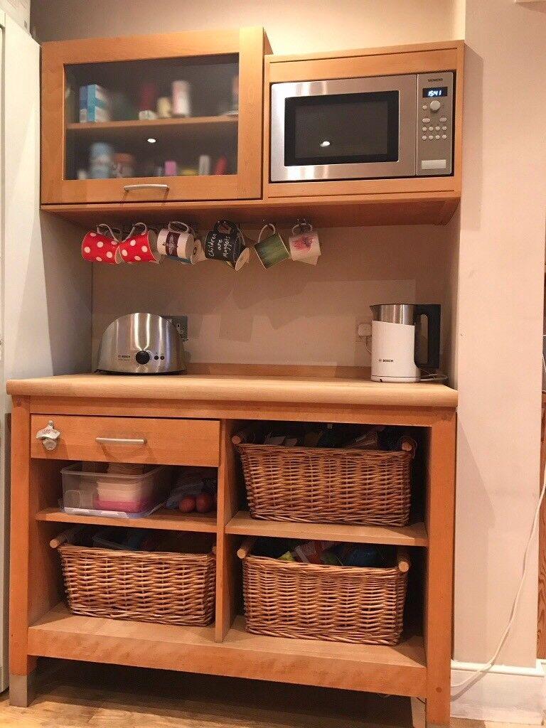 Marks & Spencer freestanding kitchen units | in Greenwich, London ...