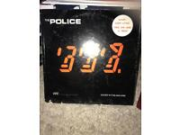 Ghost in the Machine - The Police Vinyl LP Record