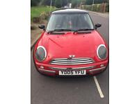 2005 mini one hatch diesel **very economical on fuel**